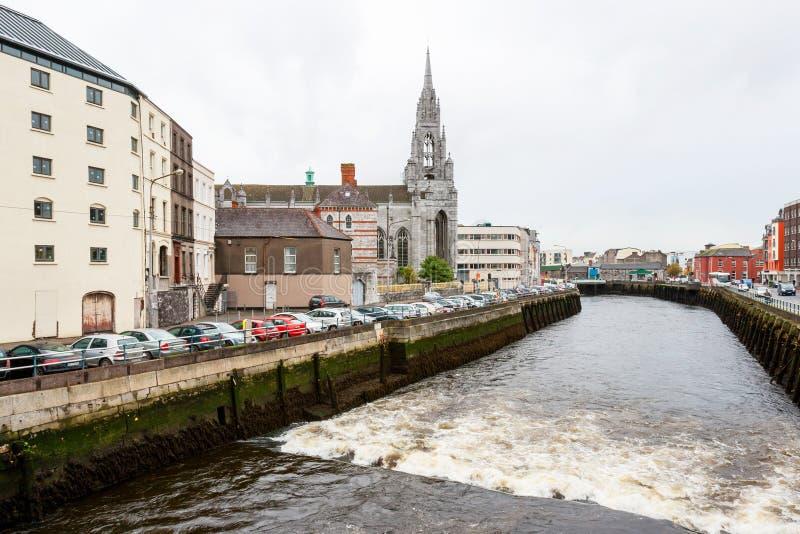 Взгляд пробочки, Ирландии стоковые изображения rf