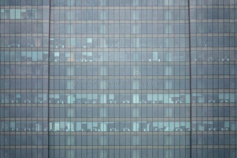 Взгляд пустых офисов стоковое фото