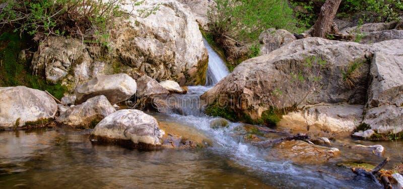 Взгляд реки Rosandra стоковое изображение
