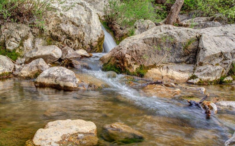 Взгляд реки Rosandra стоковые изображения rf