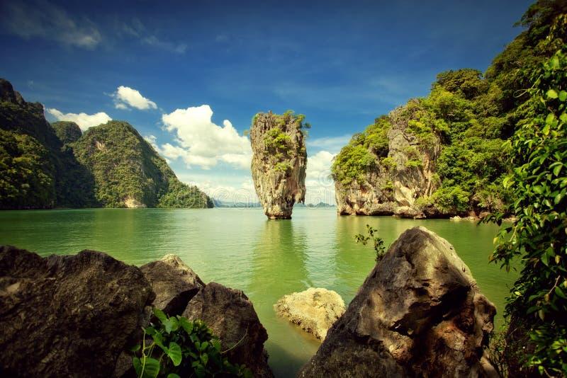 Остров стоковое фото