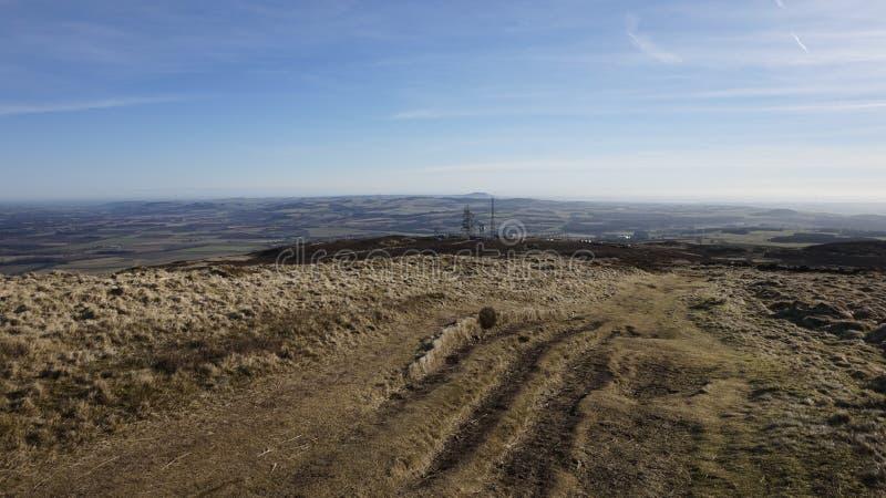 Взгляд 1 холма стоковое изображение