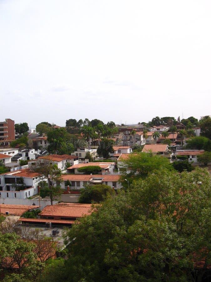 Взгляды зоны Chilemex Венесуэла стоковое изображение rf