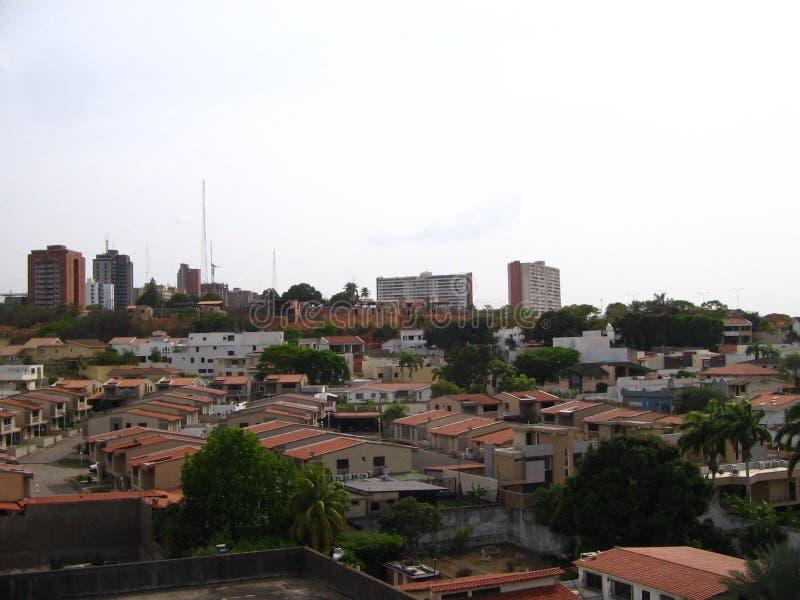 Взгляды зоны Chilemex Венесуэла стоковая фотография