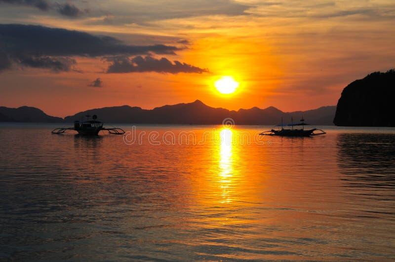 Взгляды острова стоковое изображение