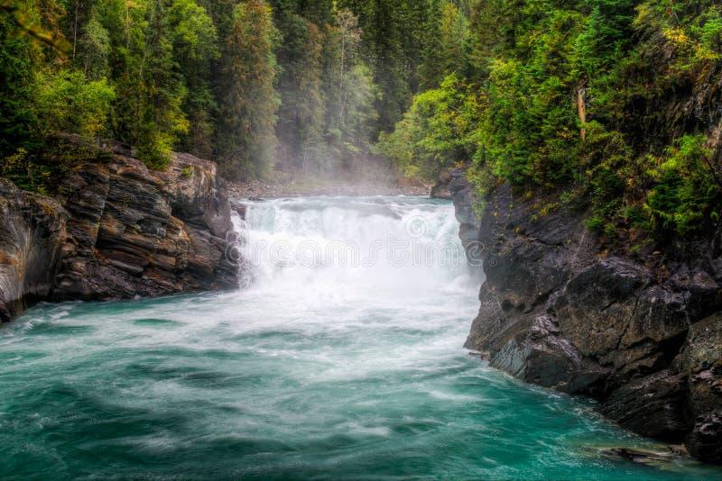 Взгляды реки стоковое изображение