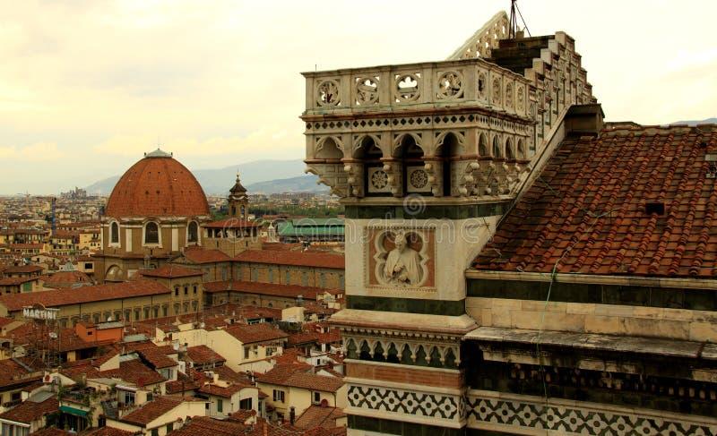 взгляд florence города стоковая фотография