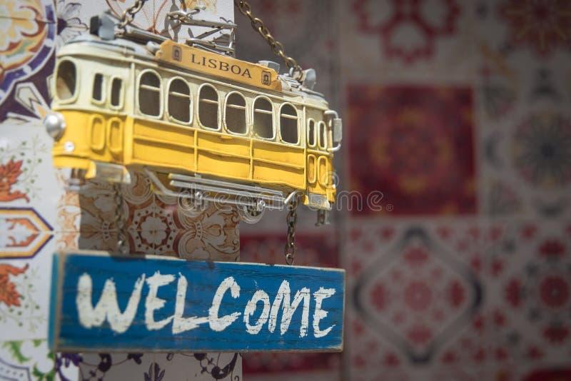 Взгляд 2 Lisbona стоковое изображение