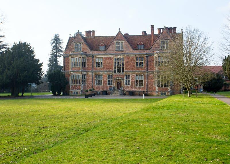 Взгляд Newbury дома Shaw восточный стоковое фото rf