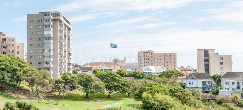 Взгляд Port Elizabeth стоковые изображения