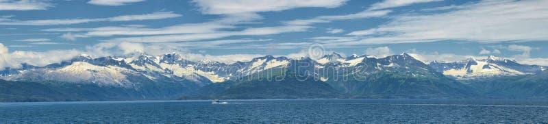 Взгляд Prince William Sound стоковая фотография rf