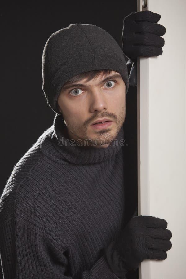 взломщик стоковое фото rf