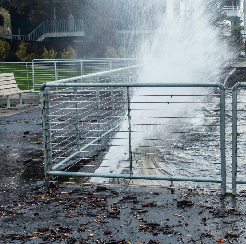 Взрыв воды стоковое изображение