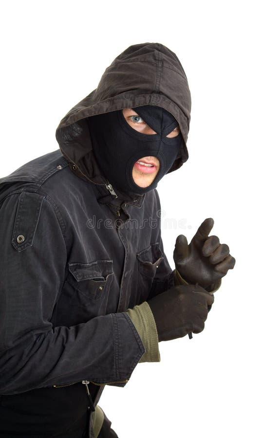 Взломщик стоковые фотографии rf