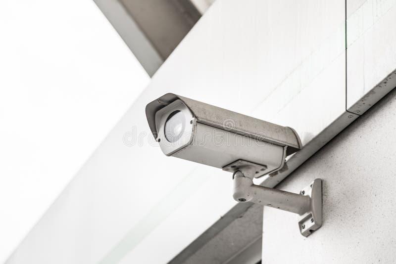 Видеооборудование камеры слежения наблюдения CCTV стоковое изображение