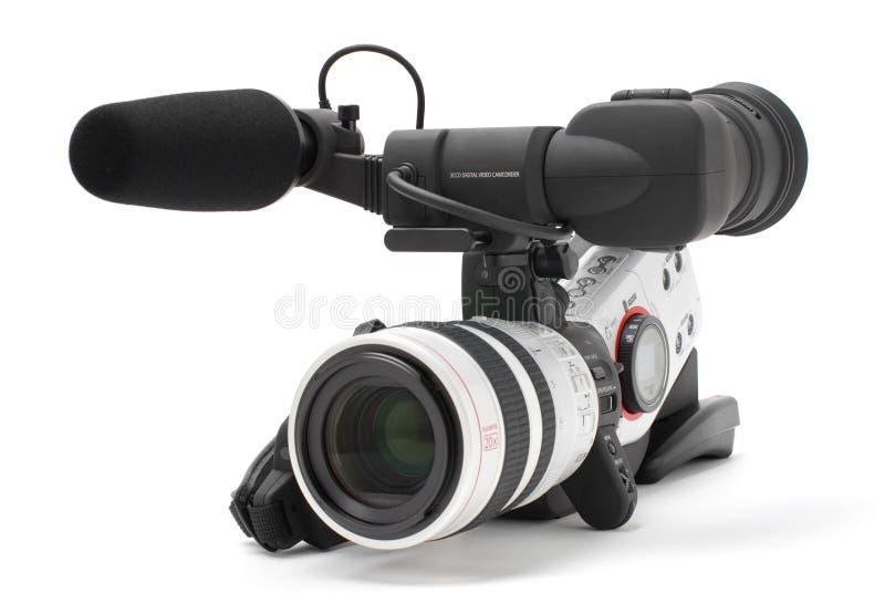 видео камкордера цифровое стоковые изображения