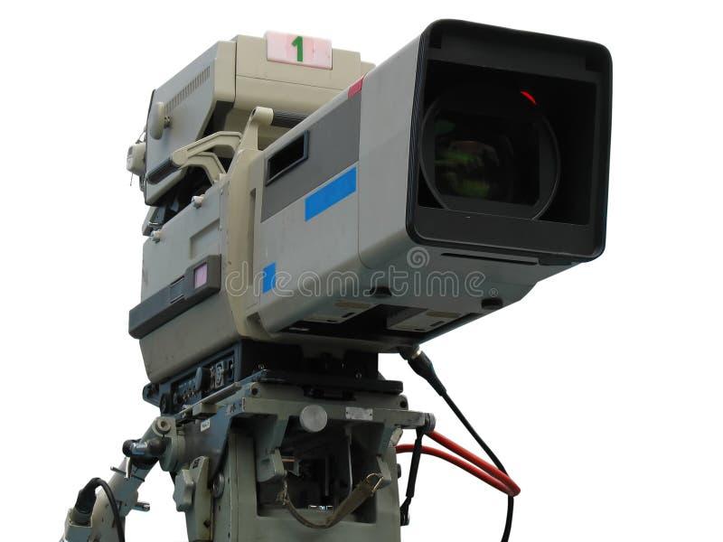 видео tv студии камеры профессиональное стоковая фотография rf