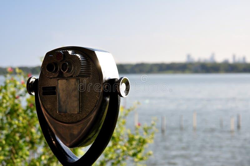 видеть города стоковое фото rf