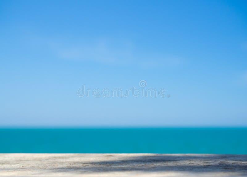 Вид на море стоковые фотографии rf