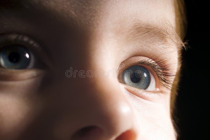 визирование childs стоковое фото