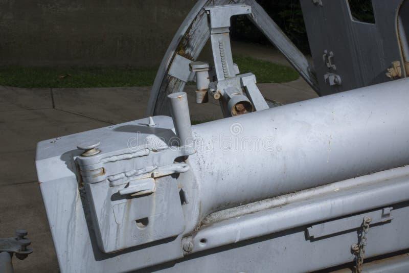 Визирования и шаровар оружия стоковое изображение