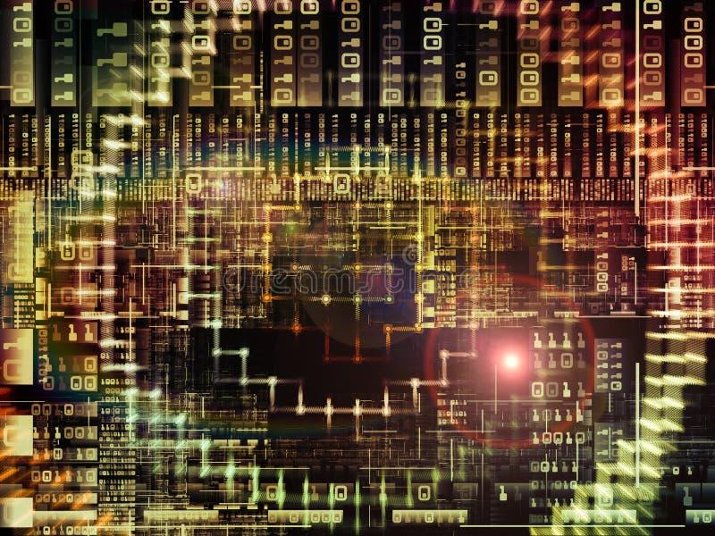Download Визуализирование связей технологии Иллюстрация штока - иллюстрации насчитывающей конспектов, метафора: 81803820