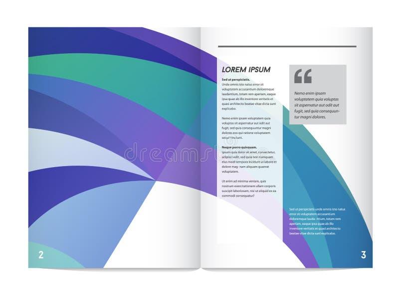 Визуальная идентичность с письмом стиля элементов логотипа письма полигональным бесплатная иллюстрация