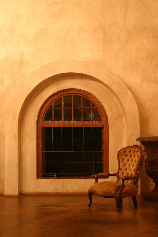 викторианец стула стоковая фотография