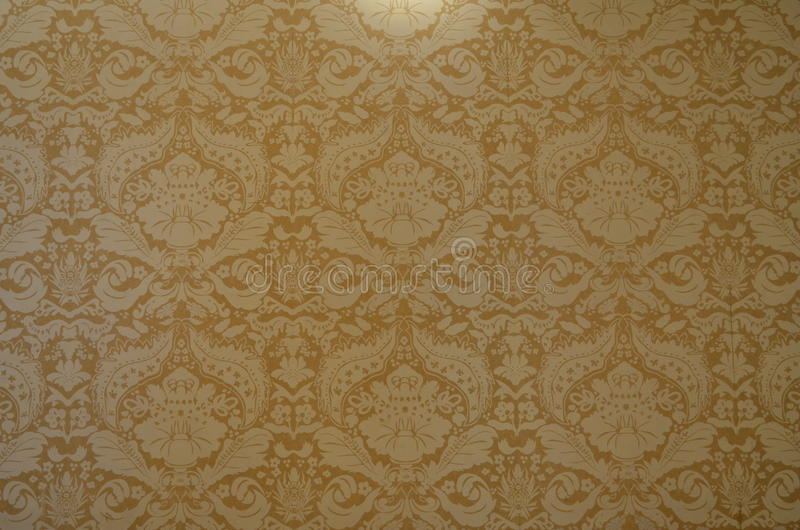 Викторианская текстура стоковое фото
