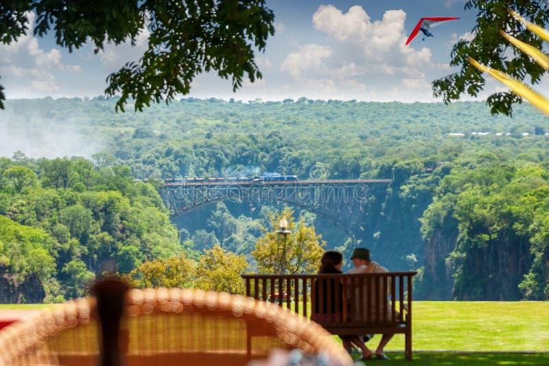 Виктория опускает мост стоковая фотография