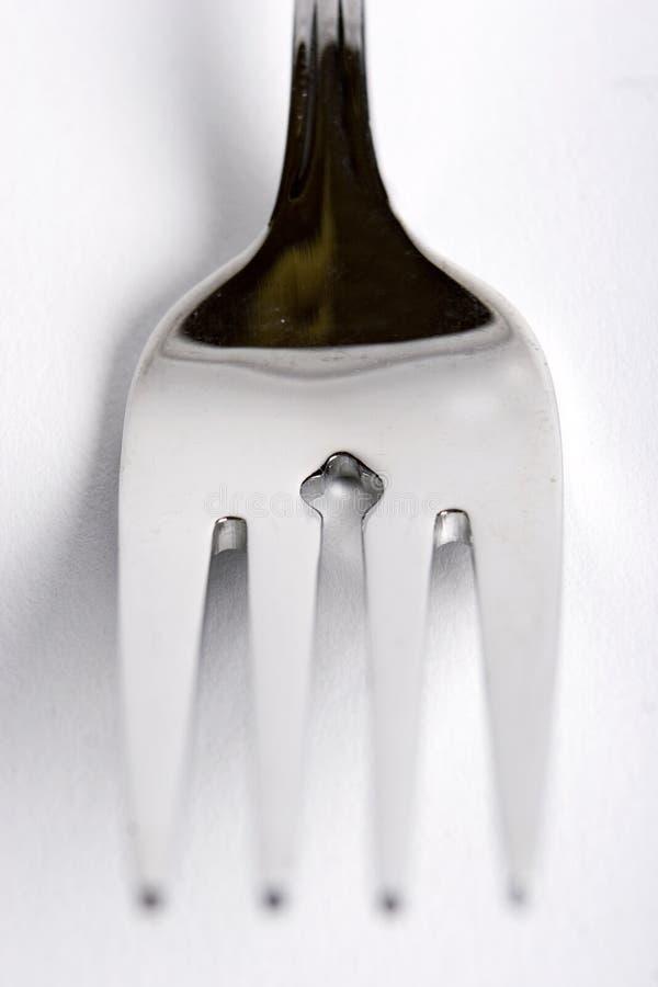 вилка стоковое изображение