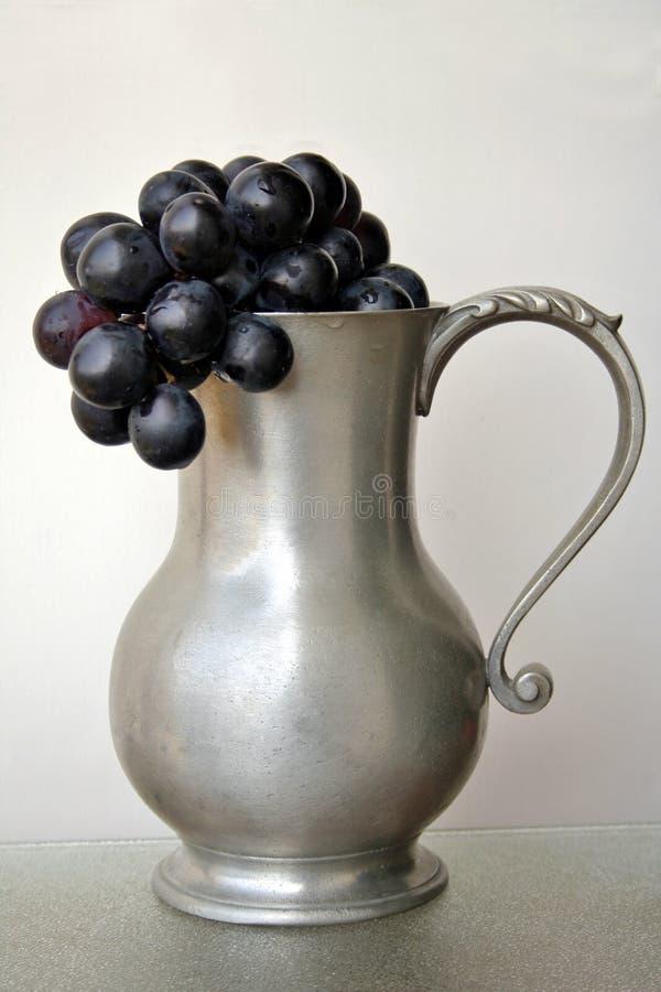 виноградина carafe стоковые фото