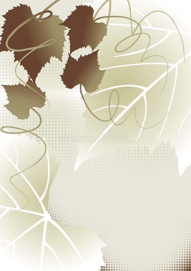 виноградины пука иллюстрация вектора