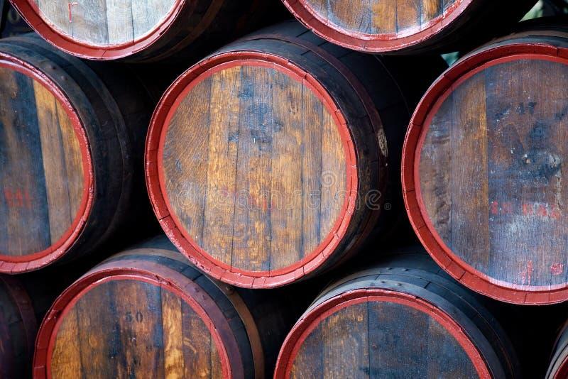 вино бочонка стоковое фото rf