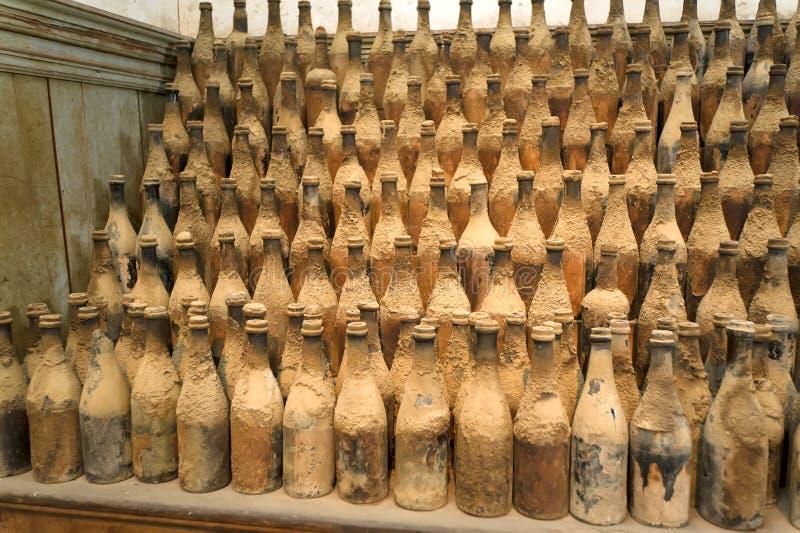 вино бутылок стоковое фото rf