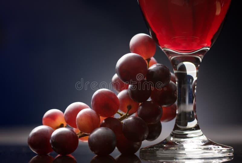 вино виноградин красное стоковая фотография