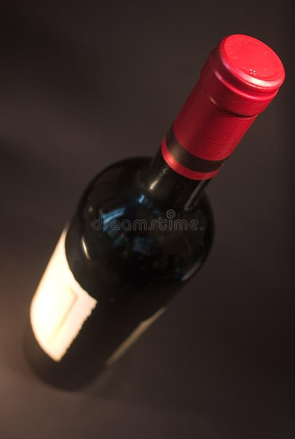 вино качества бутылки итальянское Стоковое Фото