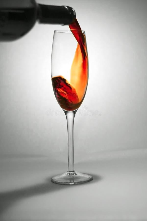 вино напитка красное стоковое фото rf