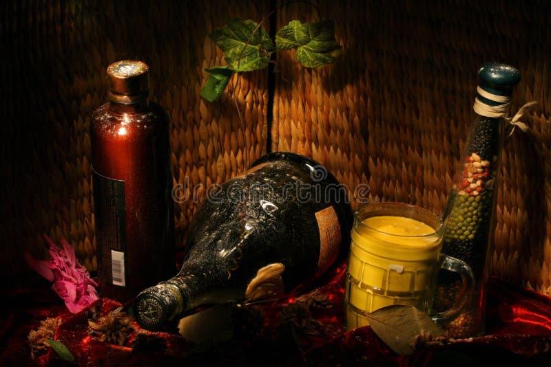 вино погреба стоковая фотография