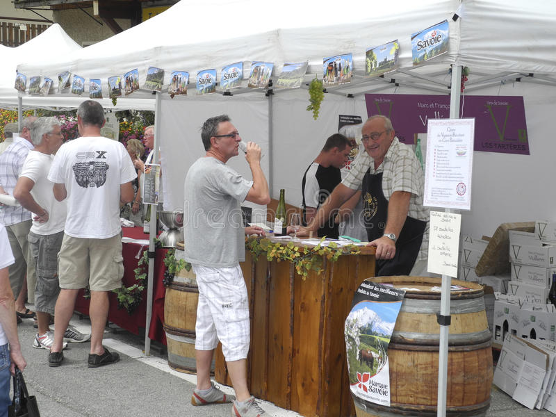 вино празднества стоковые изображения rf