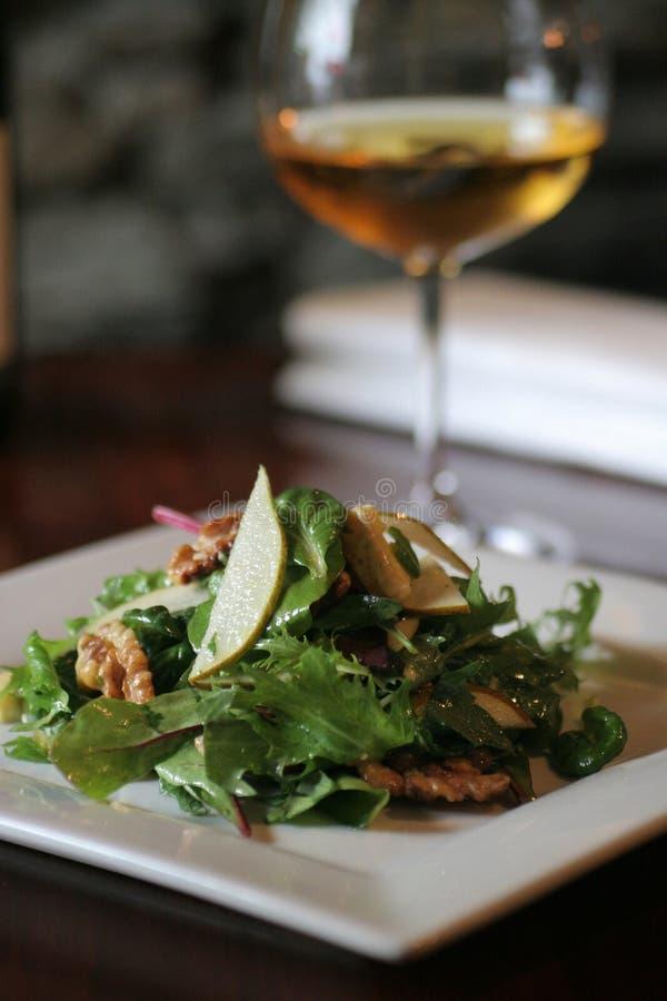 вино салата стоковые изображения