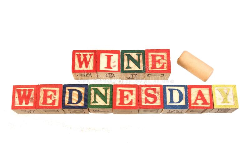 Вино среда термине визуально показанная на белой предпосылке стоковые изображения rf
