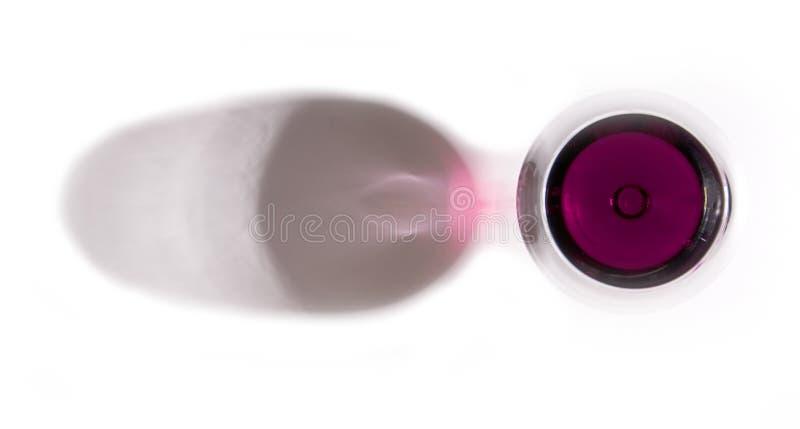 вино тени стоковое фото rf