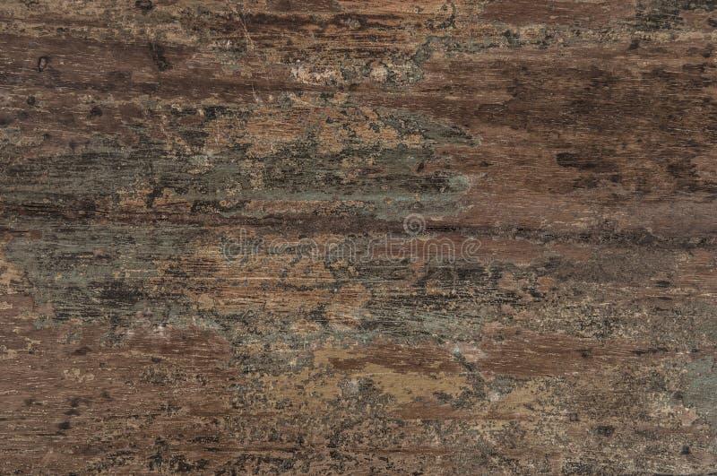 Винтажная деревянная предпосылка панели Текстура Abstrac деревенская деревянная стоковые изображения rf