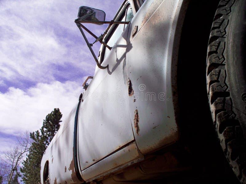 Винтажная жизнь тележки и фермы стоковые изображения