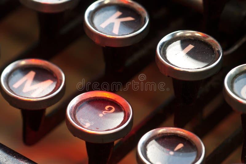 Download Винтажная машинка стоковое изображение. изображение насчитывающей офис - 41651427