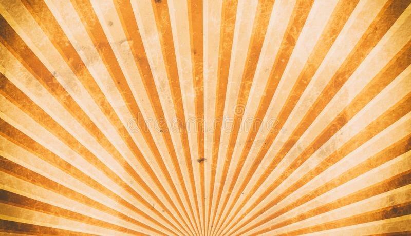 Винтажная предпосылка или ретро картина плаката иллюстрация штока