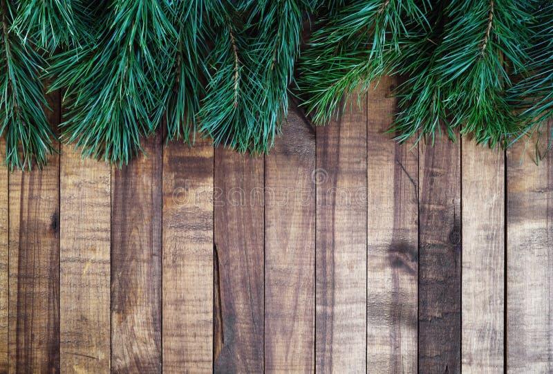 Винтажная предпосылка рождества стоковые изображения