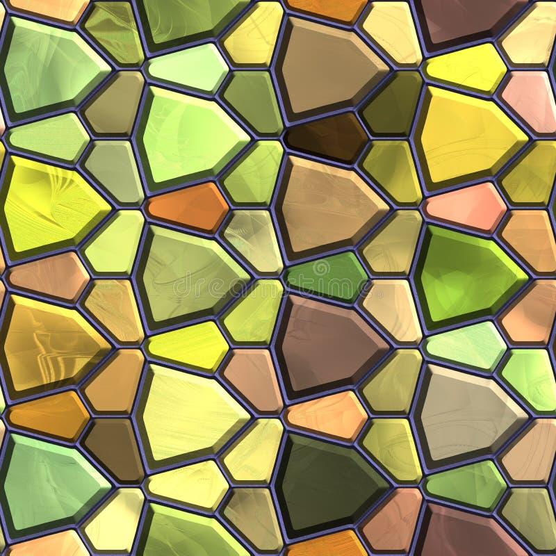 Винтажная плитка глины стоковая фотография rf