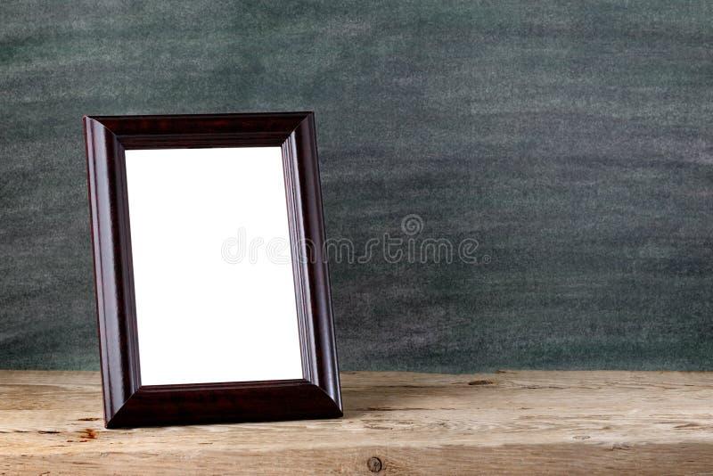 Винтажная рамка фото стоковое фото
